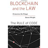 Top 10 Blockchain and the Law: The Rule of Code